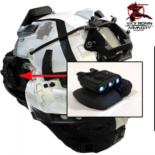 Skyronin Helmet 4 Fan With Toggle Cooling System - Sky Ronin